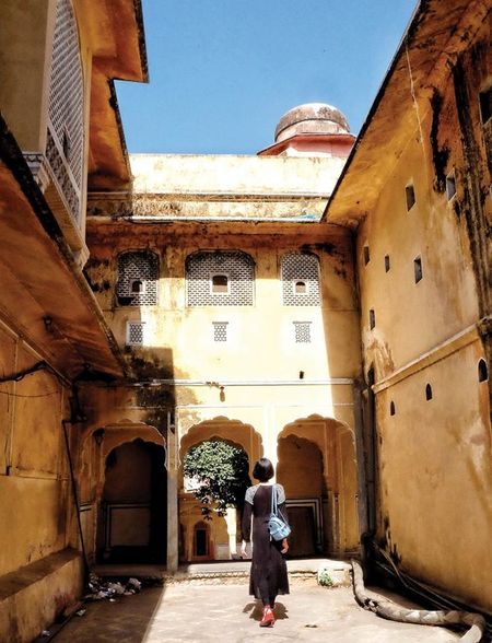 Jaipur - Di qua mot giac mong mau hong kho tin giua doi thuc - Anh 3