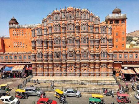 Jaipur - Di qua mot giac mong mau hong kho tin giua doi thuc - Anh 4