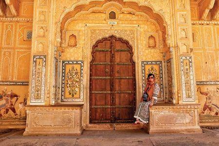 Jaipur - Di qua mot giac mong mau hong kho tin giua doi thuc - Anh 6