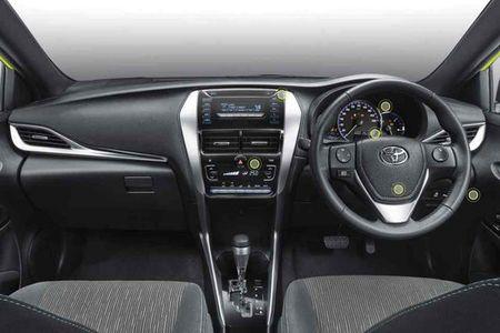 Toyota Yaris 2017 co gia khoi diem 329 trieu dong - Anh 2