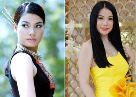 Chang can khoe than, Truong Ngoc Anh da tung co suc hut the nay - Anh 6