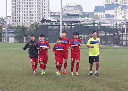 DT U19 nu Viet Nam tich cuc chuan bi cho VCK U19 nu chau A 2017 - Anh 1