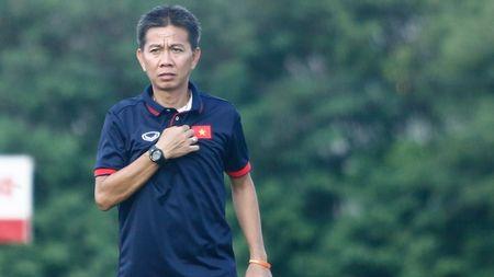 HLV Hoang Anh Tuan muon tai lap ky tich cung U19 Viet Nam - Anh 1