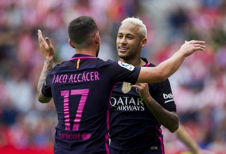 Dai gia Serie A tranh gianh 'hang thua' cua Barca - Anh 1
