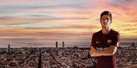 Messi, Suarez khong mot chut lo au khi den Madrid, chuan bi dau Getafe - Anh 8