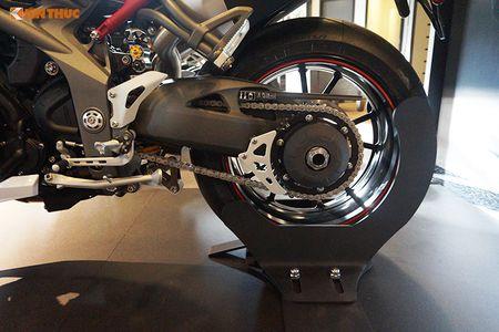 Moto Triumph Speed Triple R chinh hang gia 699 trieu tai VN - Anh 10