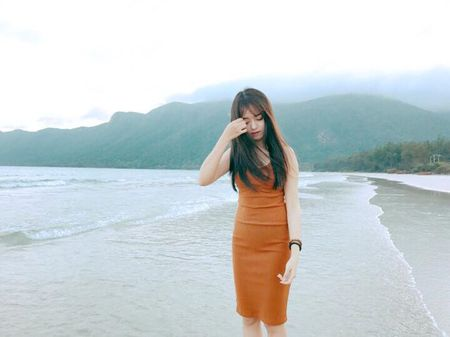 Gai xinh khoa IT truong DH Cong nghe Thuc pham khoe sac - Anh 10