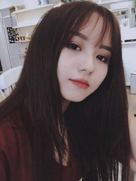 Gai xinh khoa IT truong DH Cong nghe Thuc pham khoe sac - Anh 3