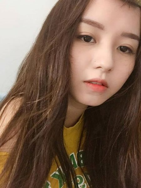 Gai xinh khoa IT truong DH Cong nghe Thuc pham khoe sac - Anh 4