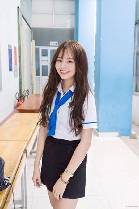 Gai xinh khoa IT truong DH Cong nghe Thuc pham khoe sac - Anh 6