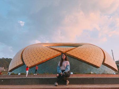 Gai xinh khoa IT truong DH Cong nghe Thuc pham khoe sac - Anh 7