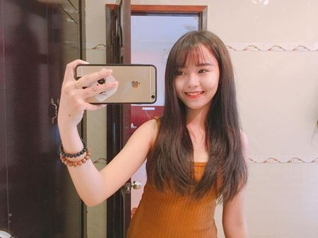Gai xinh khoa IT truong DH Cong nghe Thuc pham khoe sac - Anh 9