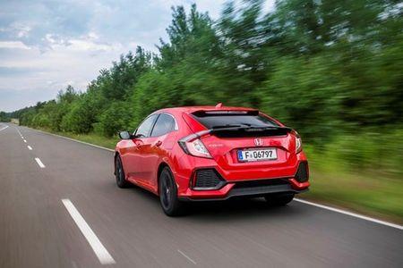 Xe oto Honda Civic diesel 'uong' chi 3,7 lit xang/100 km - Anh 5