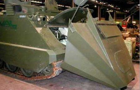 Indonesia nhan thiet giap M113 phien ban 'boi lan' dau tien - Anh 10