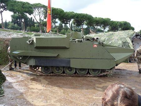 Indonesia nhan thiet giap M113 phien ban 'boi lan' dau tien - Anh 6