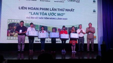Lien hoan phim 'Lan toa uoc mo' - Anh 3
