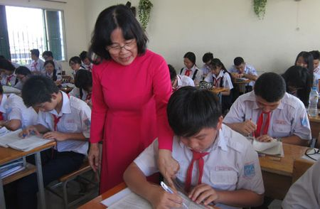 Nam Dinh: Luu y ve day hoc 2 buoi/ngav tu nam hoc 2017 - 2018 - Anh 1