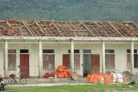 Quang Binh tan hoang sau bao so 10 - Anh 3