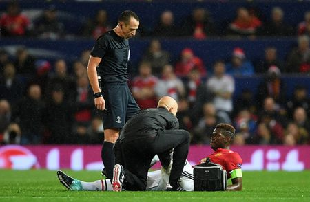 HLV Mourinho len ke hoach thay the Pogba - Anh 1