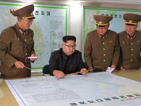 Ong Kim Jong Un he lo 'muc tieu cuoi cung' cua Trieu Tien - Anh 1