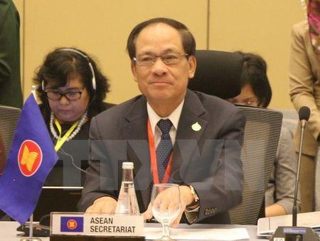 ASEAN thuc day hop tac voi Lien hop quoc va Thuy Sy - Anh 1