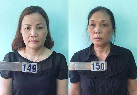 Tuyen Quang: Bat Hieu pho truong mam non va Tram truong tram Y te xa lua dao - Anh 1