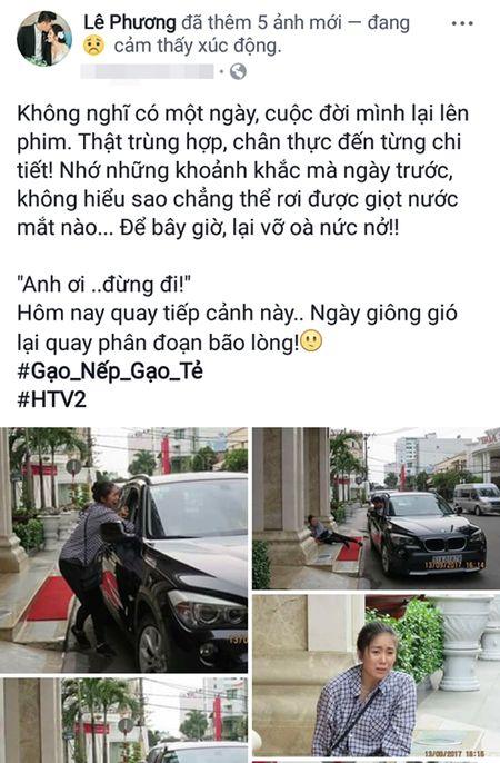 Vua dam cuoi voi chong kem tuoi, Le Phuong da nuc no nho ve qua khu voi Quach Ngoc Ngoan? - Anh 1
