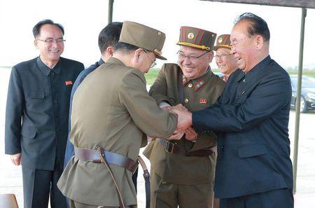 Trieu Tien cong bo hinh anh phong ten lua dan dao bay qua Nhat Ban - Anh 10