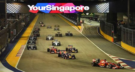 Dua xe F1, Singapore GP: Chien thang 5 sao cho doi 'ke chinh phuc' - Anh 1