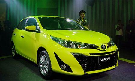 Toyota Yaris moi ra mat tai Thai Lan, gia tu 14.800 USD - Anh 1