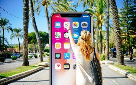 Chi phi san xuat iPhone X khoang 413 USD - Anh 1