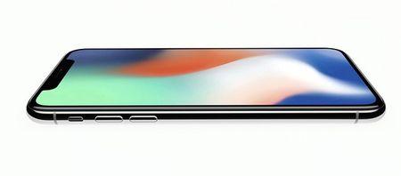 Man hinh OLED cua iPhone X khong sang nhu man hinh cua Galaxy S8 - Anh 1