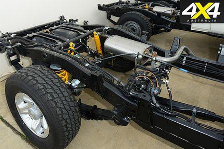 'Quai vat 6 banh' Southern Scorpion 6x6 LandCruiser gia 180.000USD - Anh 5