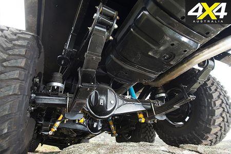 'Quai vat 6 banh' Southern Scorpion 6x6 LandCruiser gia 180.000USD - Anh 6