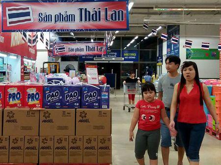 Ly giai nguyen nhan hang Thai Lan o at vao Viet Nam - Anh 1
