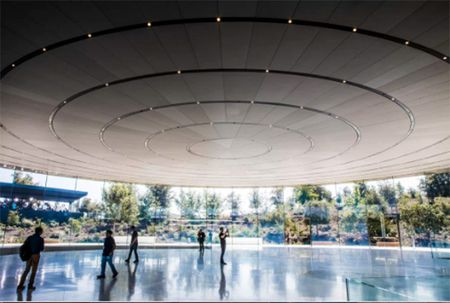 Choang ngop truoc khuon vien lam viec moi cua Apple – Apple Park - Anh 11