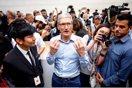 Choang ngop truoc khuon vien lam viec moi cua Apple – Apple Park - Anh 21