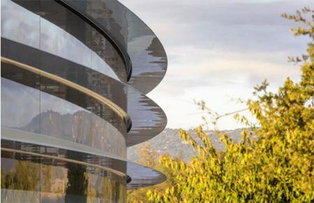 Choang ngop truoc khuon vien lam viec moi cua Apple – Apple Park - Anh 26