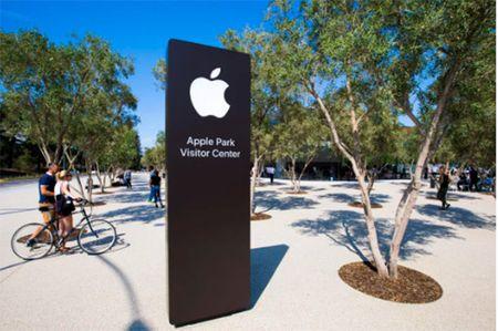 Choang ngop truoc khuon vien lam viec moi cua Apple – Apple Park - Anh 3