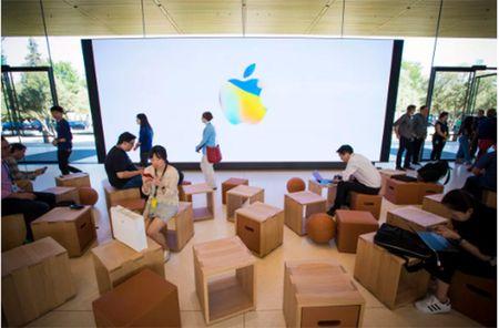 Choang ngop truoc khuon vien lam viec moi cua Apple – Apple Park - Anh 5