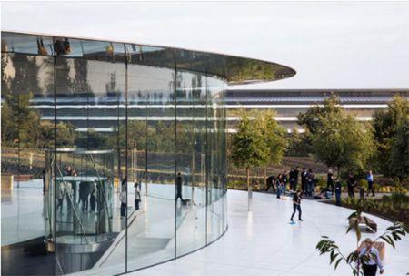 Choang ngop truoc khuon vien lam viec moi cua Apple – Apple Park - Anh 8
