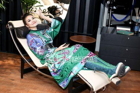 Thanh Hang dien nguyen cay hang hieu khong the 'chat hon' - Anh 6