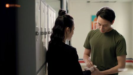 Glee Viet tap 4 da chung minh: Chi can hon cung mang bau la co that! - Anh 3