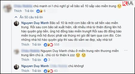 Ngo ngang qua, cung co luc 'Thanh comment' Duy Manh ngot ngao nhu the nay day! - Anh 4