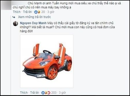 Ngo ngang qua, cung co luc 'Thanh comment' Duy Manh ngot ngao nhu the nay day! - Anh 6