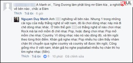 Ngo ngang qua, cung co luc 'Thanh comment' Duy Manh ngot ngao nhu the nay day! - Anh 7