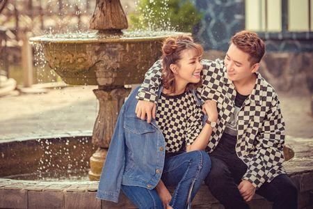 Phan Manh Quynh cong khai ban gai hot girl - Anh 1
