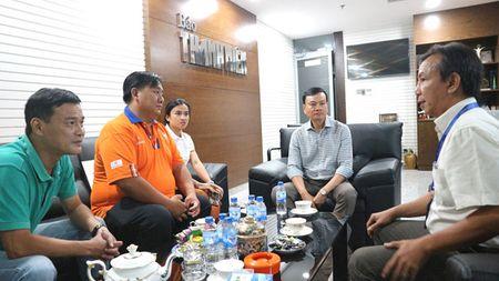 Ton Dong A tang ton lop nha tri gia 2 ti dong giup nguoi dan mien Trung - Anh 1