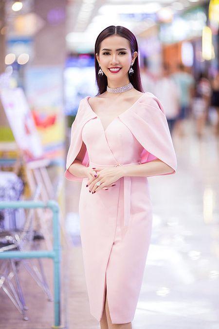 Phan Thi Mo xuat hien rang ngoi sau tin don 'dai gia ngam' cua showbiz - Anh 1