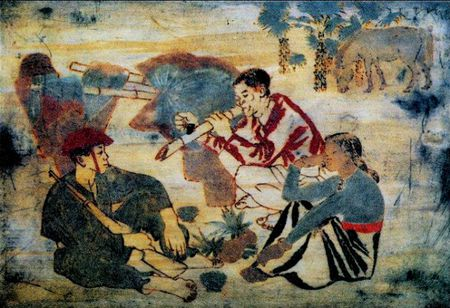 Tro chuyen cung cac Hoa si khang chien khoa 1950-1954 - Anh 1